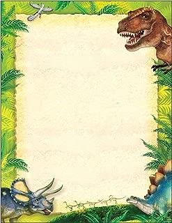 Best dinosaur writing paper Reviews