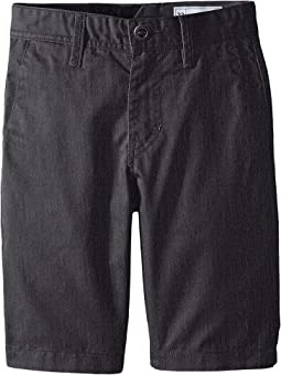 Volcom Kids Frickin Chino Shorts (Big Kids)