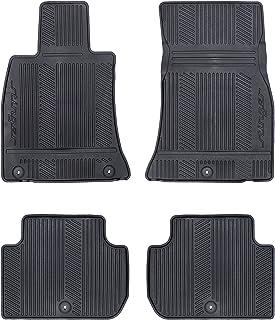 GMC OEM New Front /& Rear Premium All Weather Floor Mats Black 12-14 Sonic 95918878