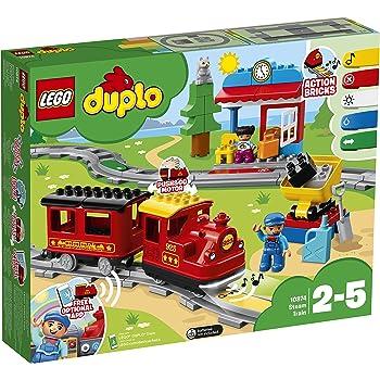 LEGO DUPLO Eisenbahn Güterzug 10875 NEU OVP