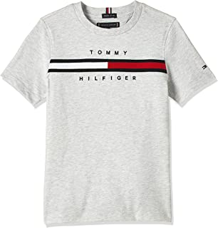 Tommy Hilfiger Flag Rib Insert Tee S/S Chemise Garçon
