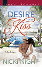Desire in a Kiss (The Chandler Legacy Book 2)
