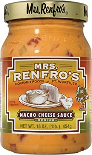 Mrs. Renfro's Nacho Cheese Sauce, 16 oz (2 Pack)
