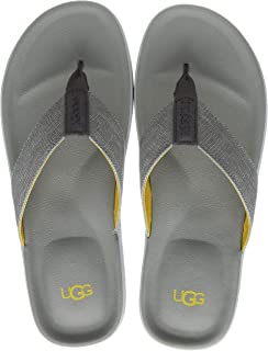 UGG Men's Brookside Flip Canvas Sandal