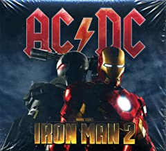 Iron Man 2 Digipak CD WALMART EXCLUSIVE Version
