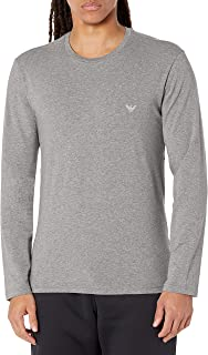 Emporio Armani Men's Endurance Long Sleeve Crew Neck T-Shirt
