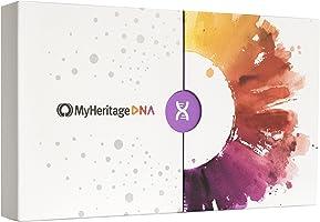MyHeritage DNA-Test-Kit – Genetischer Herkunfts- und Ethnizitätstest