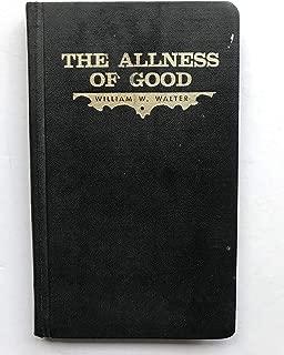 The Allness of Good