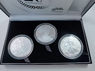 Best 2006 gold eagle anniversary set Reviews