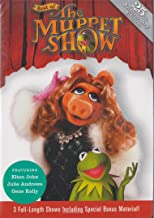 Muppets Show Best of 25th Anniversary Edition with Elton John,julie Andrews,gene Kelly