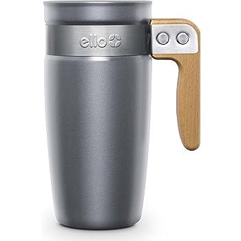 Ello Fulton Ceramic Travel Mug with Slider Lid