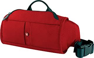 Victorinox Lumbar Pack with RFID Protection, Red, One Size