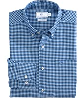 Channel Marker Gingham Sport Shirt