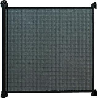comprar comparacion Gaterol Active Lite Negro – barrera de seguridad enrollable para escaleras y vanos de hasta 140cm