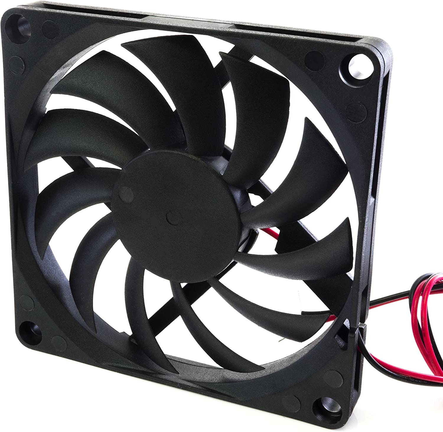 Maker Girl USA DC Case Fan 80mm x price Quie low-pricing 24V 10mm Brushless