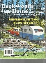 BACKWOODS HOME MAGAZINE, JAN/FEB 2016, ISSUE #157 ~