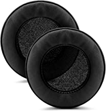 Brainwavz XL Large Replacement Memory Foam Earpads - Suitable for Many Other Large Over The Ear Headphones - Sennheiser, A...