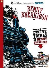 Benny Breakiron #3: The Twelve Trials of Benny Breakiron (English Edition)