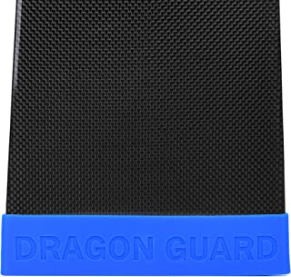 Dragon Guard Tip Protector for Dragon Boat Paddles (blue)