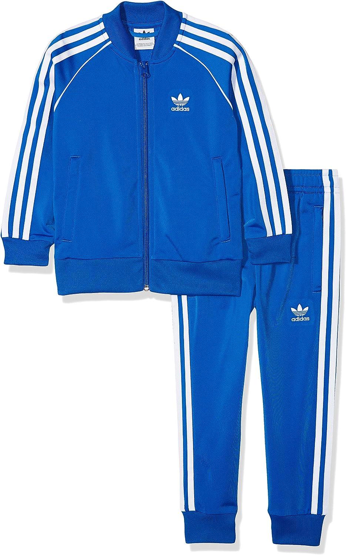 Adidas Kinder Trefoil SST Trainingsanzug