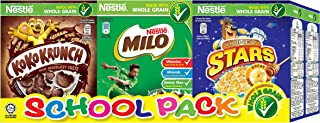 Nestlé Breakfast Cereal Variety School Pack, 140g