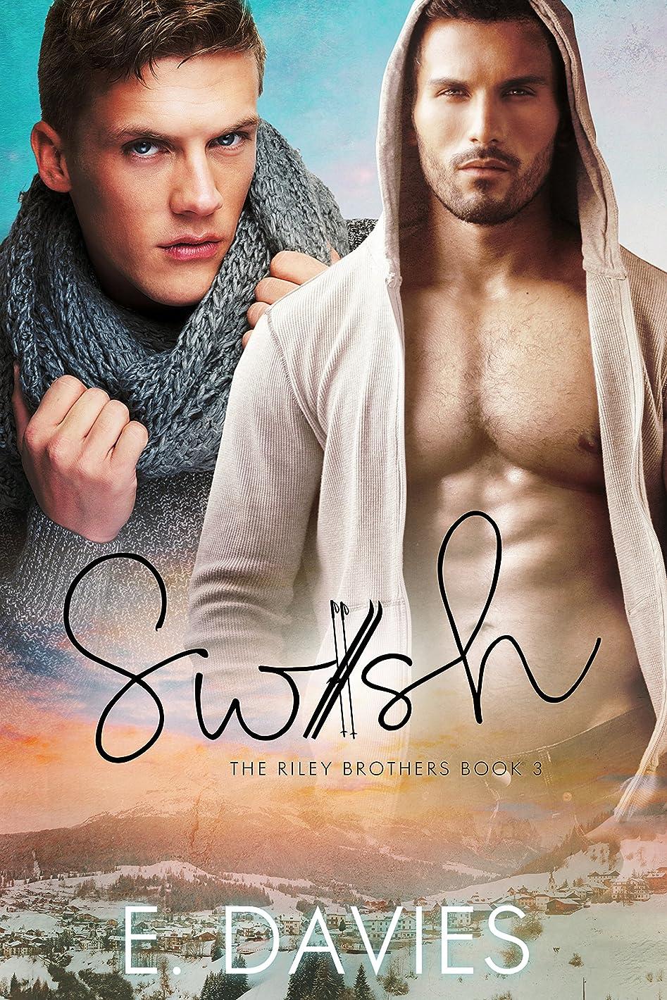 州常にバスタブSwish (The Riley Brothers Book 3) (English Edition)