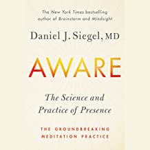 Aware: The Science and Practice of Presence--A Complete Guide to the Groundbreaking Wheel of Awareness Meditation Practice