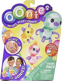 Oonies S1 Theme Refill Pack - Jungle Kit