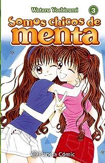 Somos chicos de menta nº 03/06 (Manga Shojo)