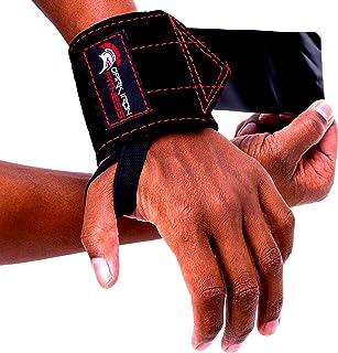 Leather Weight Lifting Wrist Wraps Wrist Brace Lifting Wraps Wrist Wraps Workout Weight Lifting Wrist Support - Wristwrap Lifting Wrap for Weightlifting Wrist Support Gym Wrist Wraps