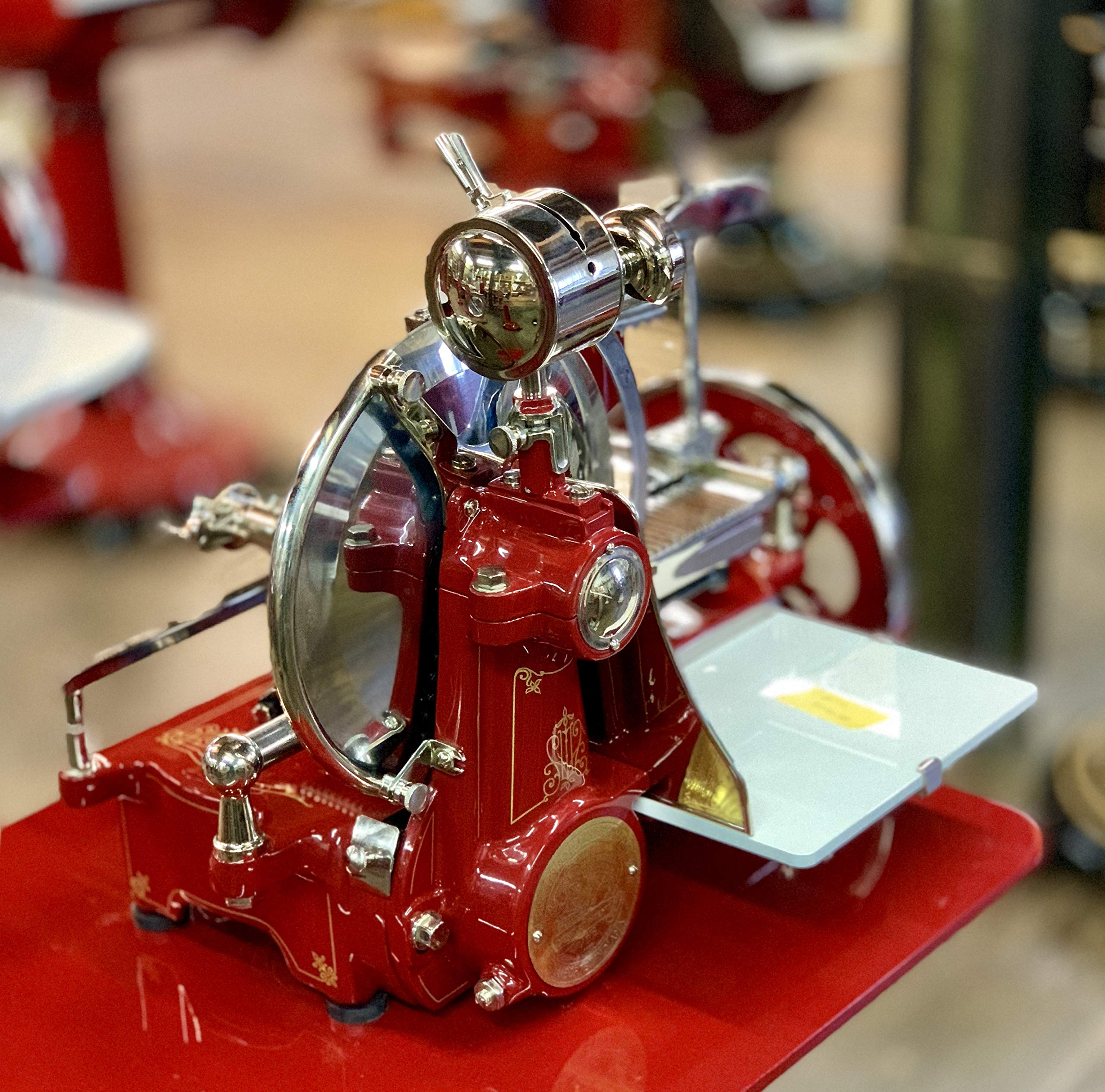 U.S. Slicing Machine Company (Berkel) Model B Indiana o también ...