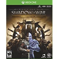 CDkeys Halloween Day Sale: Middle-earth Shadow of War GE PC Deals