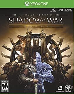 Middle-Earth: Shadow of War - Gold Edition (輸入版:北米) - XboxOne