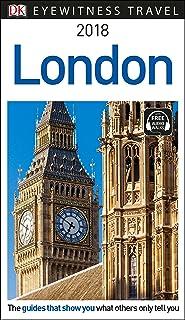 DK Eyewitness Travel Guide London: 2018