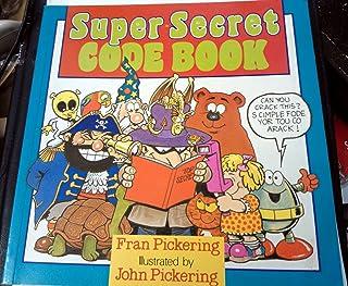 Super Secret Code Book