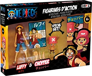 ABYstyle - One Piece Action Figures (Luffy & Chopper Set)
