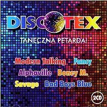 Fancy / Ken Laszlo / Dead Or Alive: Discotex [2CD]