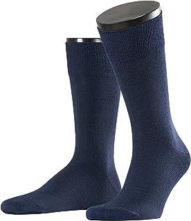 ESPRIT Esprit Socken Basic Wool Schurwolle Baumwolle Herren schwarz grau viele weitere Farben verstärkte Herrensocken ohne Muster atmungsaktiv dick einfarbig im Mehrfachpack 2 Paar