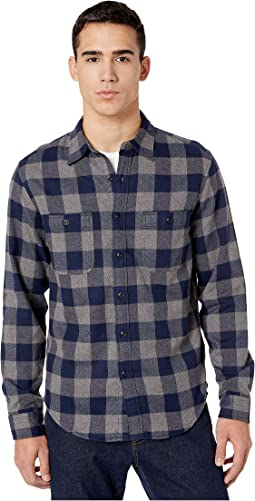 Buffalo Check Grey/Navy