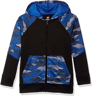 Boys' Big Tech Fleece Full-Zip Raglan Hoodie