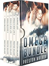 Omega Bundle: An Mpreg Shifter Romance Bundle (Preston's Collection Book 2)