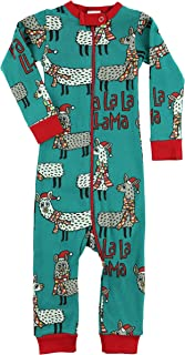 Family Matching Christmas Pajamas by LazyOne | FA La La Lama Festive Holiday PJ's