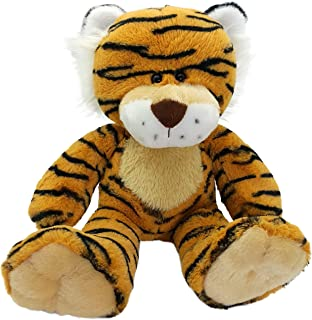 """Anico 13"""" Pick-A-Pet Plush Tiger"""