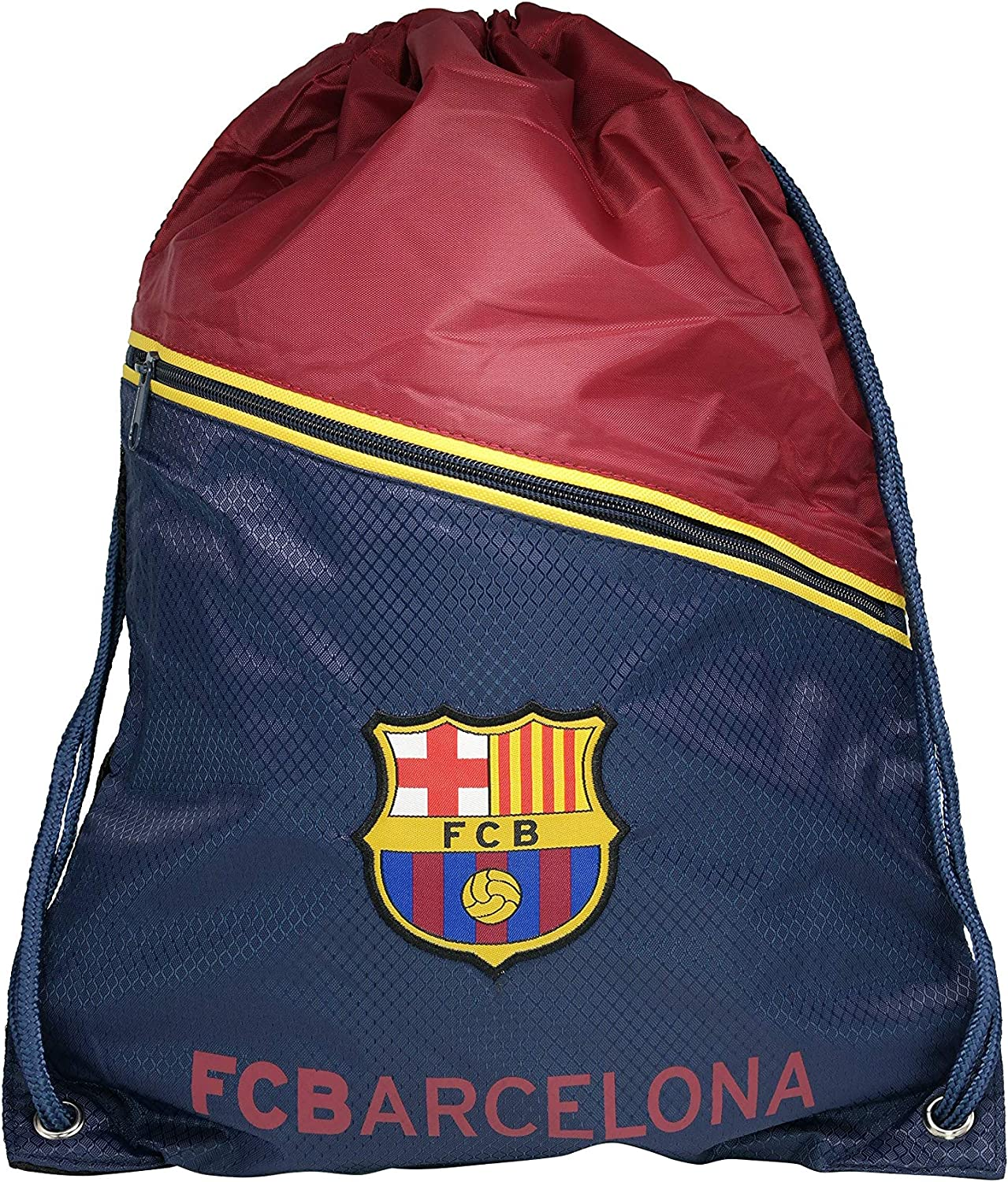 In a popularity FC Barcelona Authentic Official Soccer Cinch Licensed Sale item Drawstring
