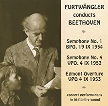 Furtwangler on Beethoven (from an interview with H. Brailsford in London, 2 November 1948)