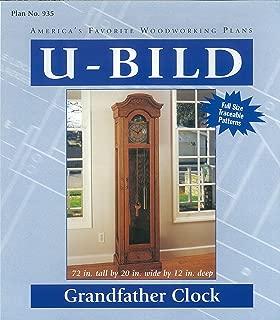 U-Bild 935 Grandfather Clock Project Plan