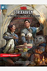 Strixhaven: Curriculum of Chaos (D&D/MTG Adventure Book) (Dungeons & Dragons) Hardcover