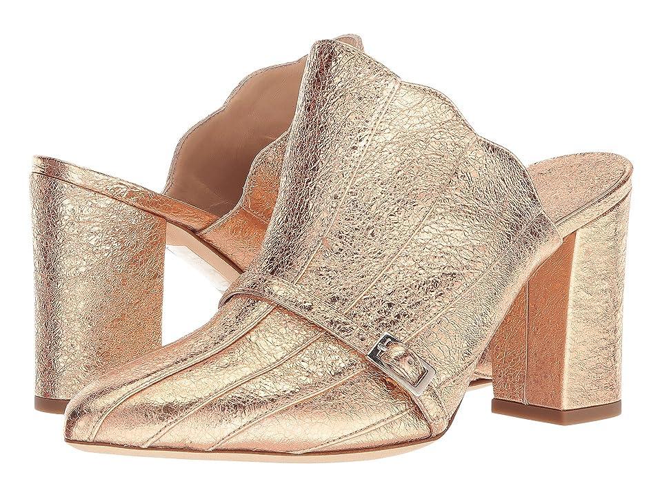Racine Carree Scallop Edge Mule (Pink K3 Rocher) High Heels