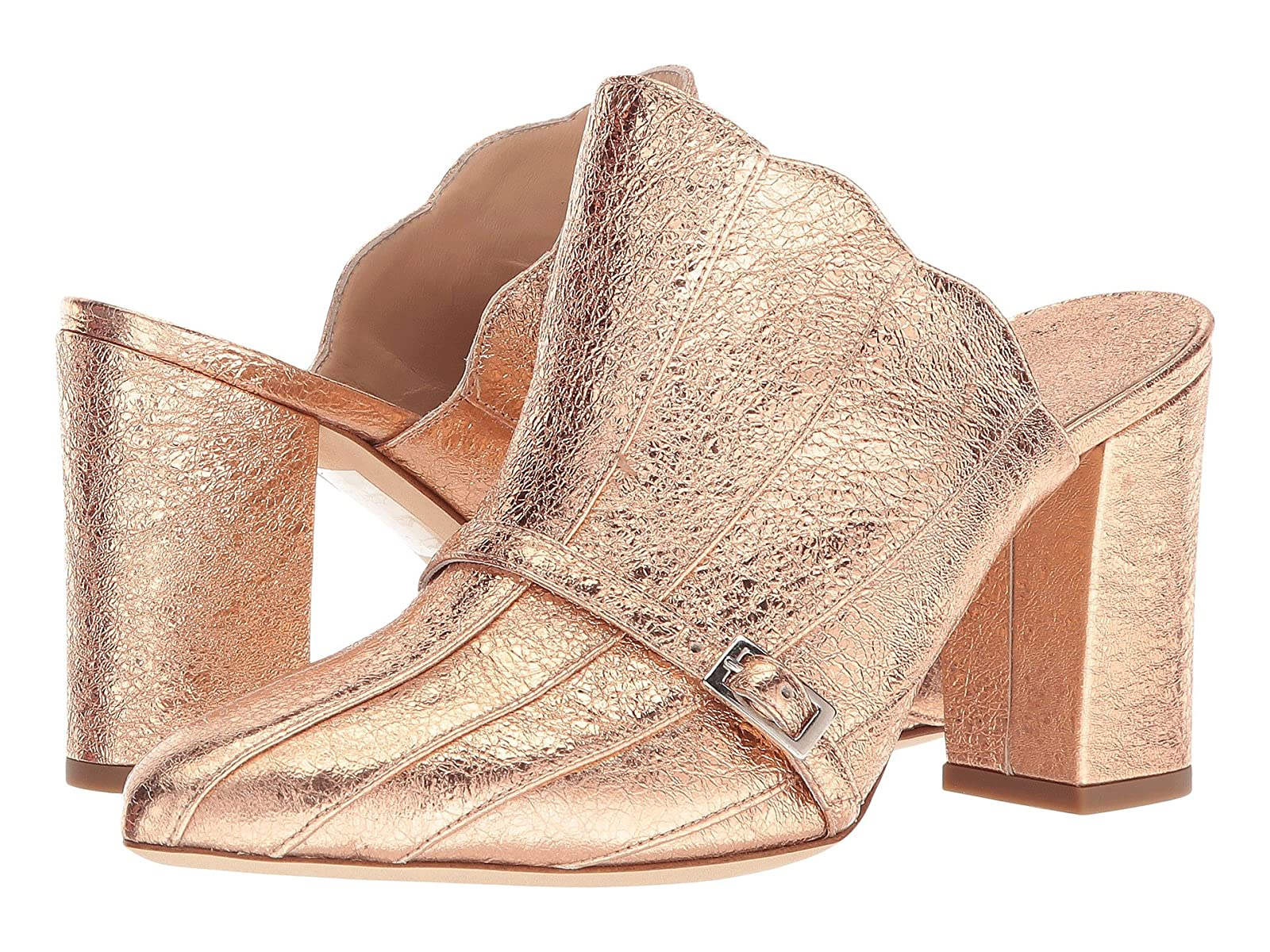 Racine Carrée Scallop Edge MuleCheap and distinctive eye-catching shoes