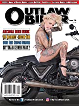 Outlaw Biker Magazine Issue 210